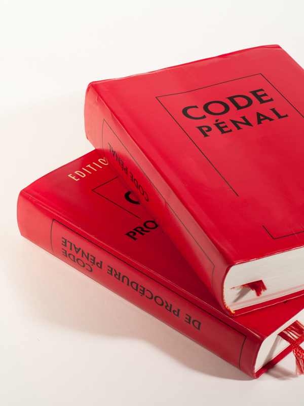 Code pénal et de procédure pénale